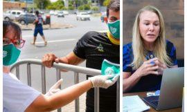 Publicado Decreto que obriga uso de máscaras durante pandemia de Covid-19