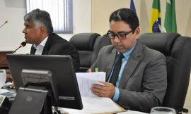 Câmara consulta TCE para criar Fundo Especial