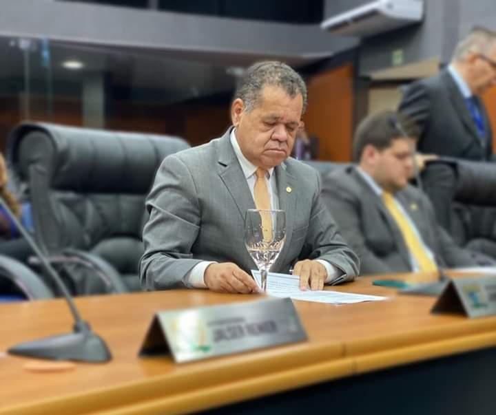 Deputado estadual testa positivo para coronavirus