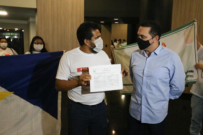 Enfermeiros pedem apoio de Jalser para sensibilizar Governo