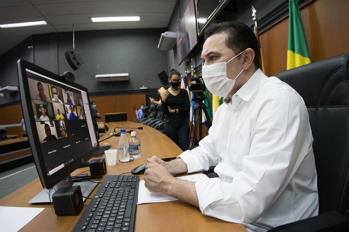 """Jalser afirma que Saúde não precisa de intervenção federal: """"Falta gestão"""""""