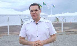 Hospital de Campanha: Jalser Renier cobra empenho de governo e prefeitura