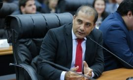 Deputado líder do governo testa positivo para Covid