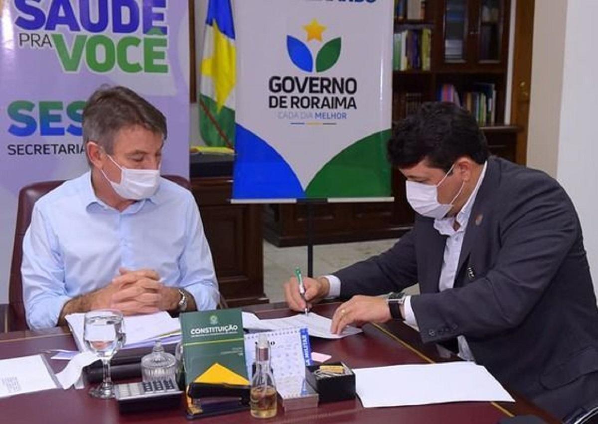 """You are currently viewing Secretário de Saúde alega """"foro íntimo"""" para demissão. Ouça o áudio"""