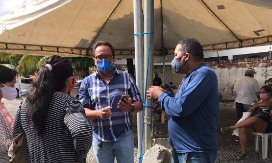 Procurador ajuíza ação contra prefeitura após visita a postos de saúde