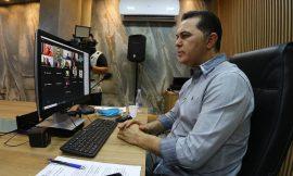Jalser lamenta falta de gestão na Saúde durante encontro nacional de legisladores