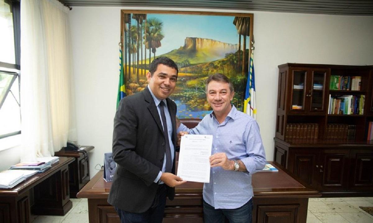 You are currently viewing CASA CIVIL: Sampaio confirma que aceitou convite. Saiba quem é o suplente