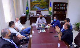 Denarium anuncia mais 20 leitos de UTI para Covid em Roraima