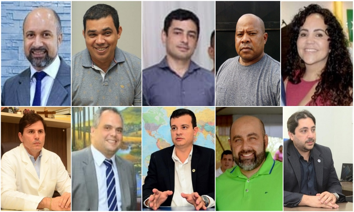 You are currently viewing Em cerimônia fechada, governo empossa cinco novos secretários