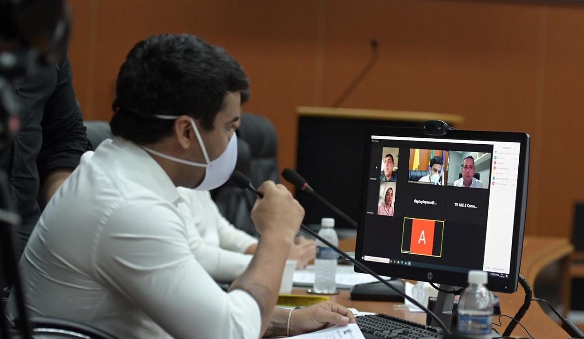 You are currently viewing Comissão Especial aprova prorrogação de calamidade pública em Roraima