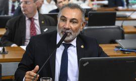 Telmário Mota anuncia apoio a Bolsonaro