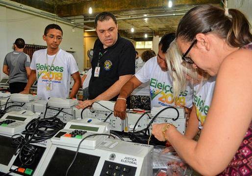 You are currently viewing Eleições 2020: TRE abre inscrição para Apoio Logístico Voluntário