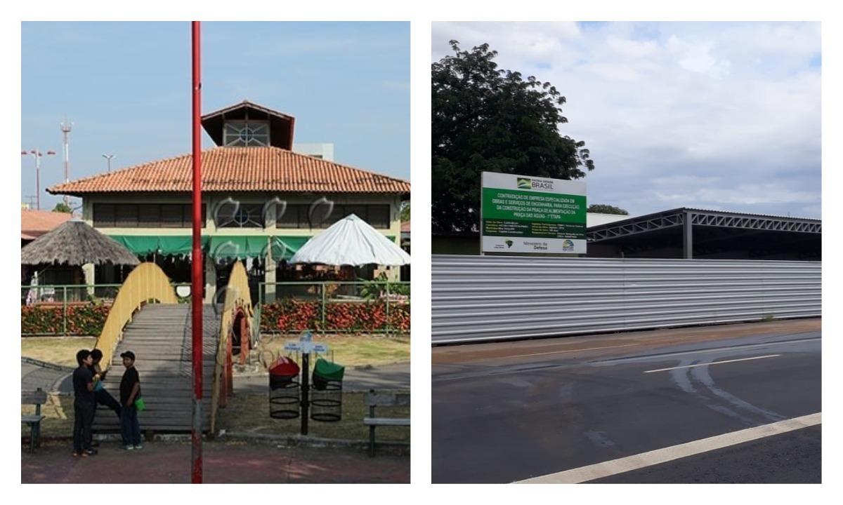 GASTO DE DINHEIRO PÚBLICO Prefeitura demoliu praça de R$ 1,3 milhão e vai construir outra de R$ 6 milhões