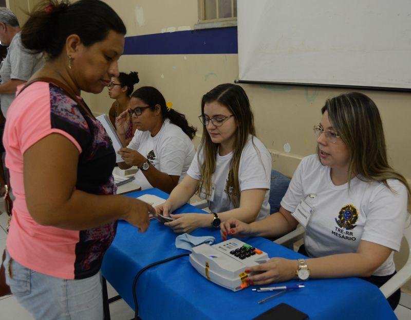 ELEIÇÕES 2020 <br/> Número de eleitores cresce 5,5% em Roraima; mulheres são maioria