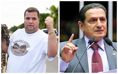Entenda o racha entre Jeferson Alves e Mozarildo Cavalcanti no PTB