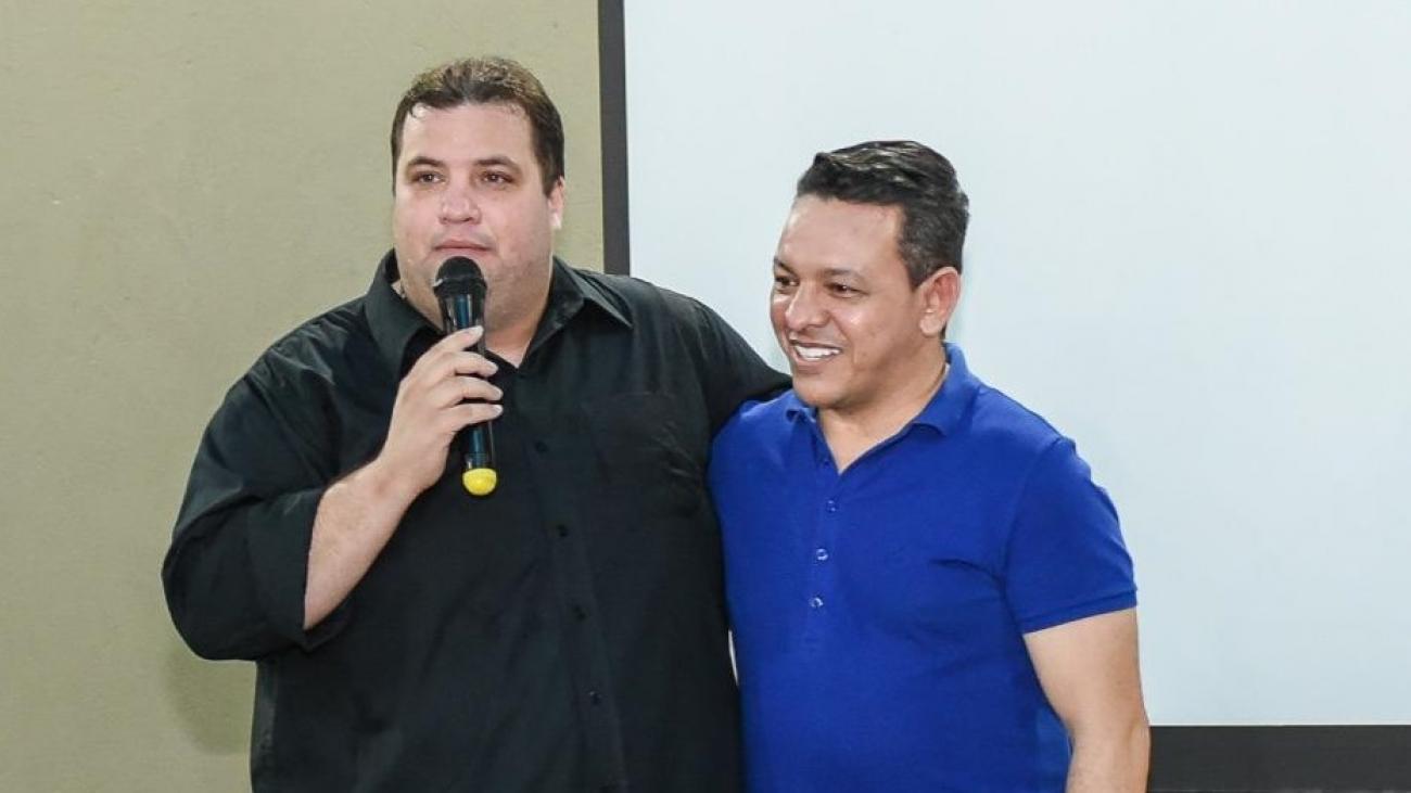 ELEIÇÕES 2020:  Jeferson Alves desiste de candidatura e anuncia apoio a Ottaci