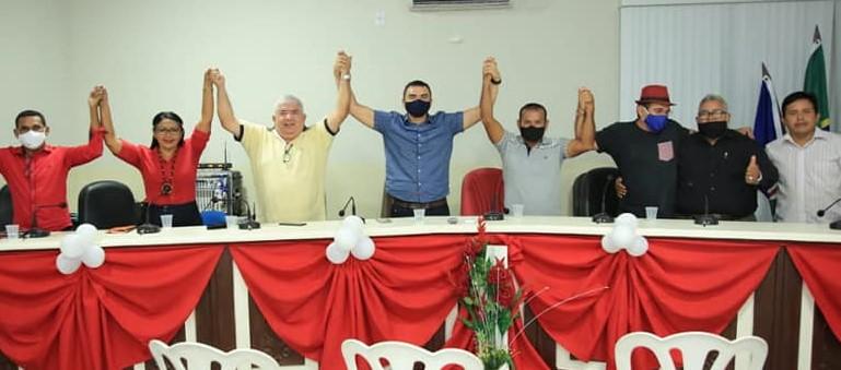 You are currently viewing PT em Roraima repudia intervenção do Diretório Nacional e quer manter apoio a Ottaci