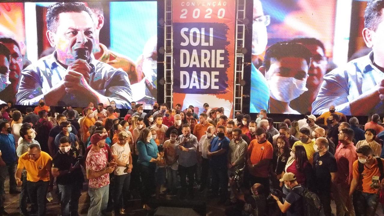 ELEIÇÕES 2020: Solidariedade confirma Ottaci e Lenir como candidatos