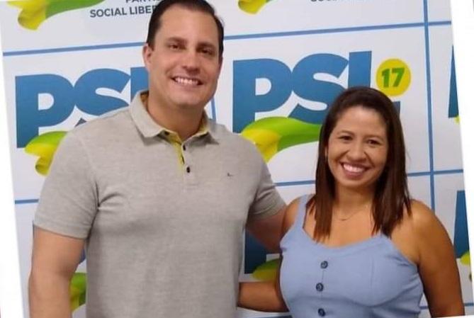 """PSL lança chapa """"puro sangue"""" para concorrer à prefeitura de Boa Vista; Veja vídeo"""
