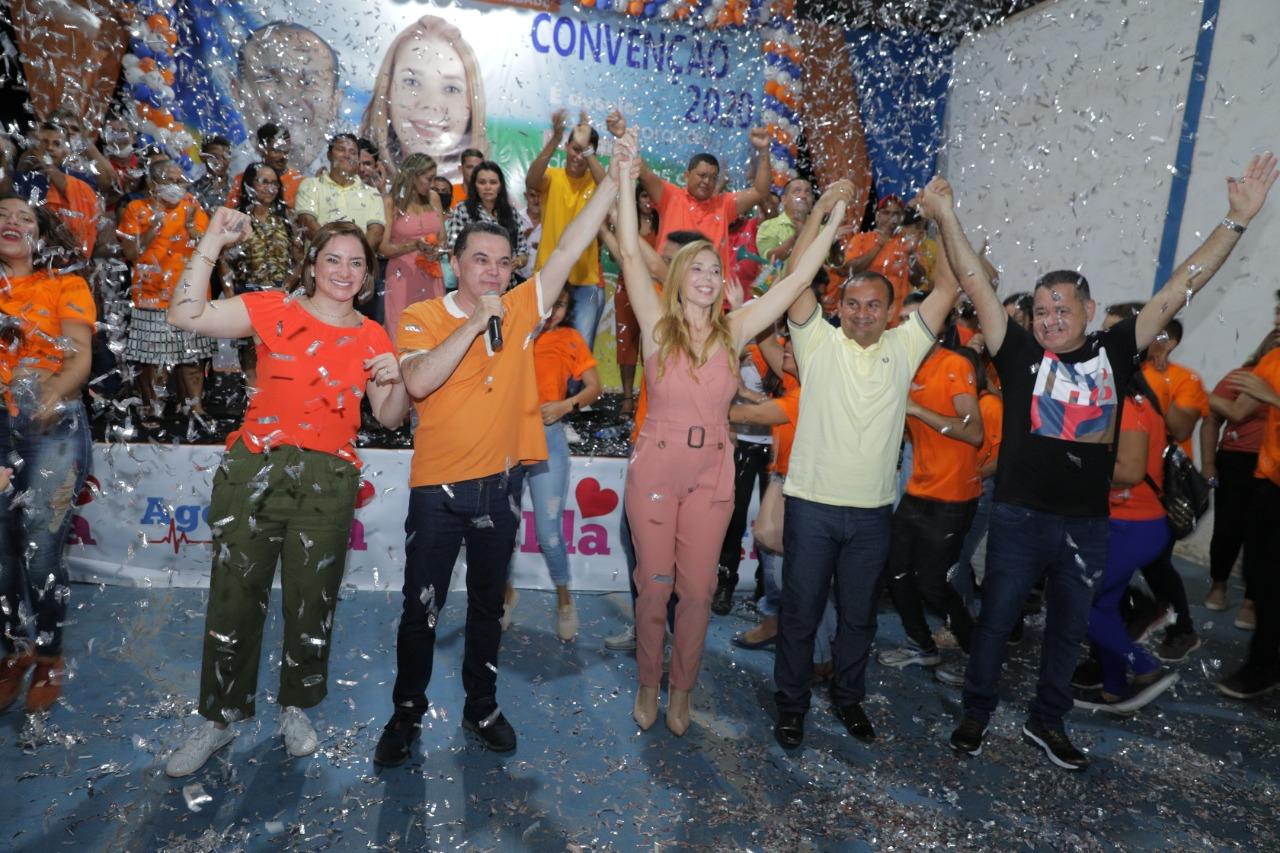 You are currently viewing SUL DE RORAIMA:  Solidariedade lança cinco candidatos à prefeituras
