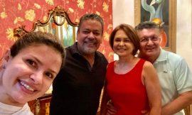 PDT de Ângela Portela confirma aliança com PP de Gerlane e vai indicar vice