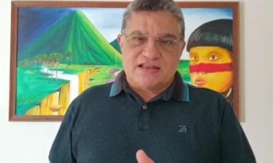 Rudson Leite desiste de candidatura à Prefeitura e anuncia apoio a Linoberg