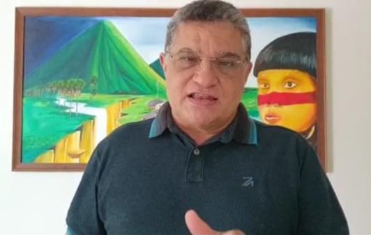 You are currently viewing Rudson Leite desiste de candidatura à Prefeitura e anuncia apoio a Linoberg