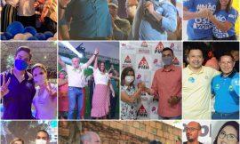 ELEIÇÕES 2020  Após convenções, 10 candidatos permanecem na disputa pela Prefeitura de Boa Vista