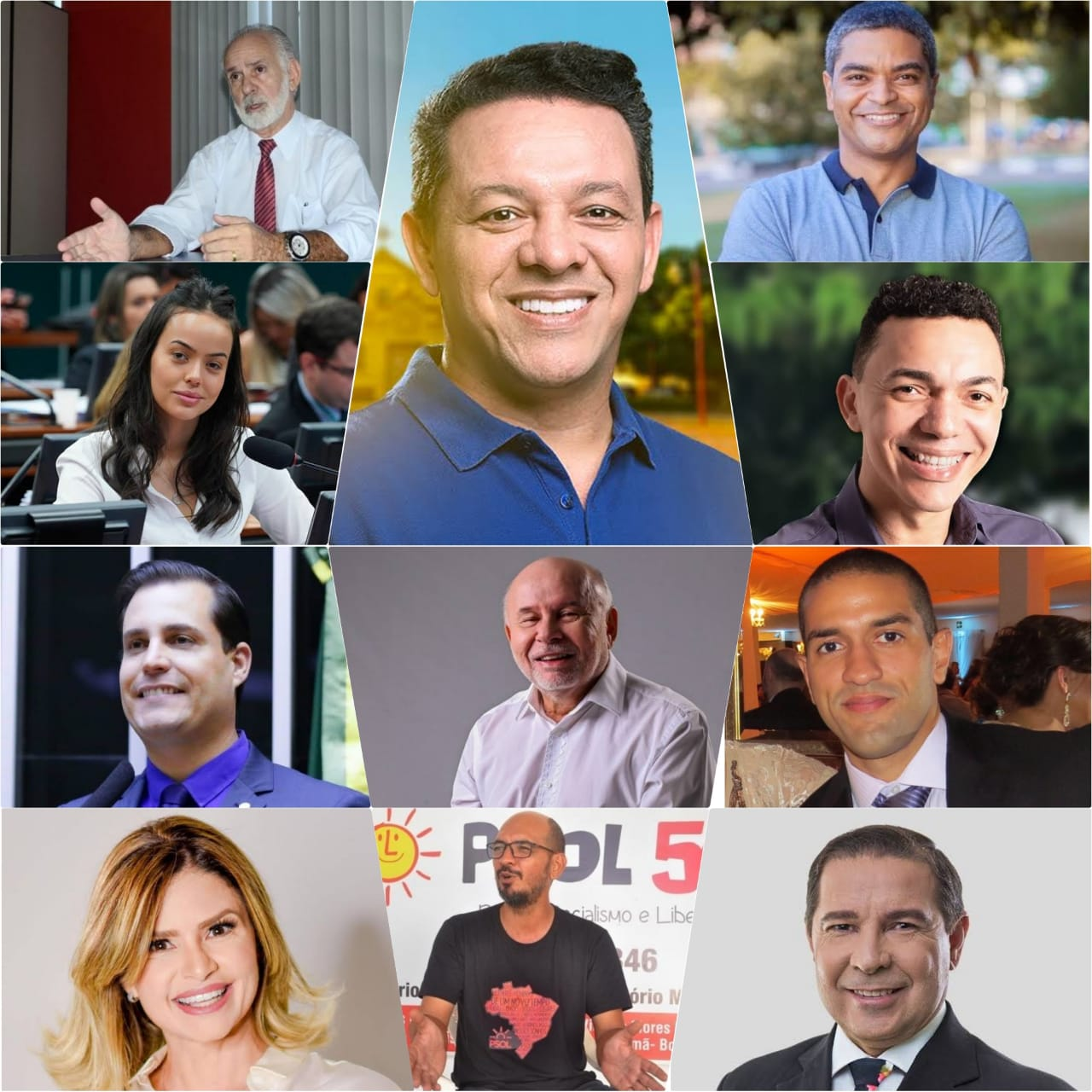 De R$ 1,1 milhão a zero em bens: saiba o patrimônio dos candidatos à Prefeitura de Boa Vista