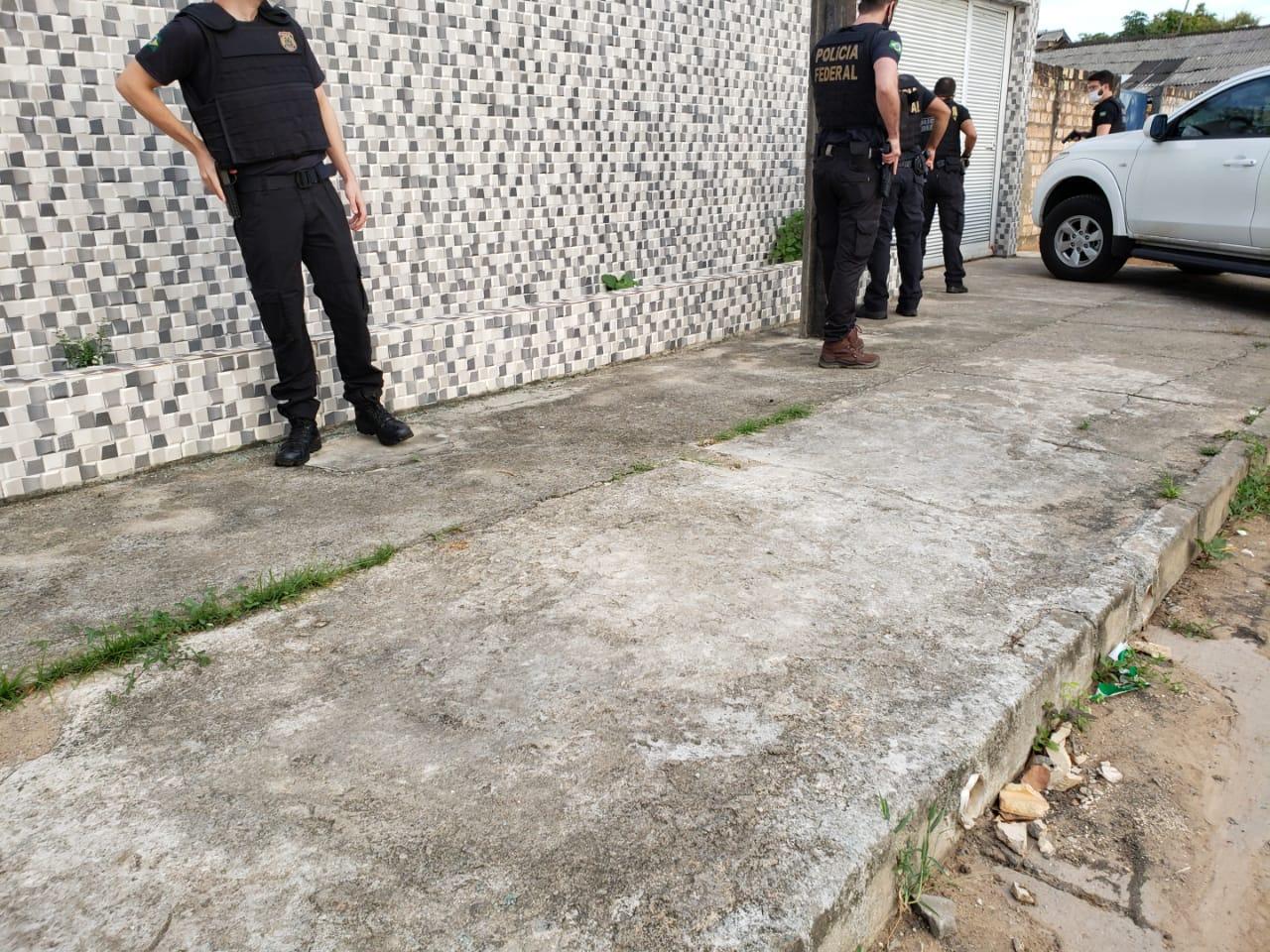 You are currently viewing PF faz operação contra suspeito de comandar garimpo em área indígena