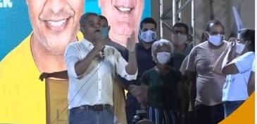 Convenção define Linoberg Almeida e Weslley Thomé como candidatos à prefeito e vice em Boa Vista