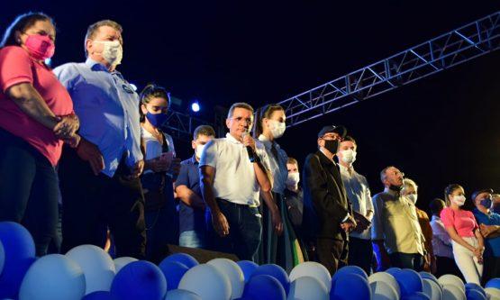 ELEIÇÕES 2020: Convenção homologa candidaturas de Shéridan e Zé Haroldo