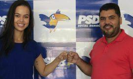 ELEIÇÕES 2020: Sheridan e Marcos Jorge unem pré-candidaturas