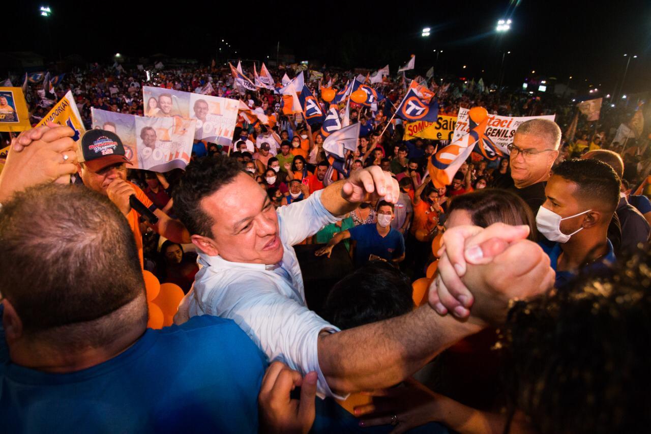 Ottaci ultrapassa Arthur e lidera pesquisa de intenções de voto em Boa Vista, aponta Ibope