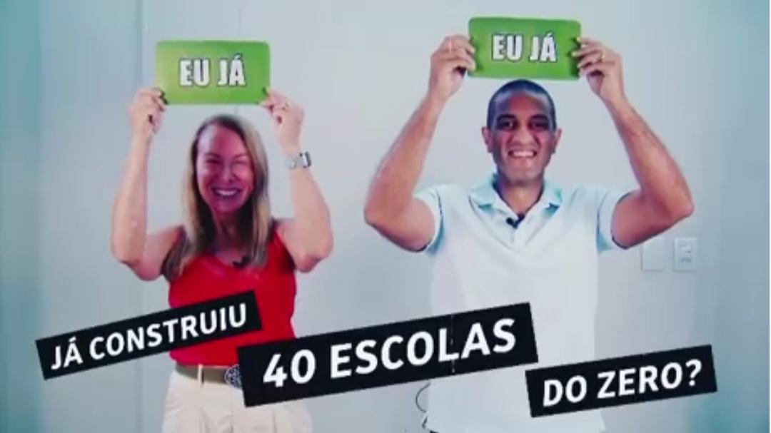 Site da Prefeitura contradiz Teresa sobre número de escolas construídas em Boa Vista