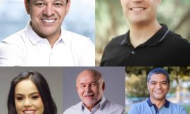 ELEIÇÕES 2020: Candidatos comentam pesquisa Ibope