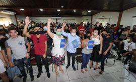 Ottaci e Lenir são os primeiros candidatos a prefeito a assinarem o Pacto Pela Juventude