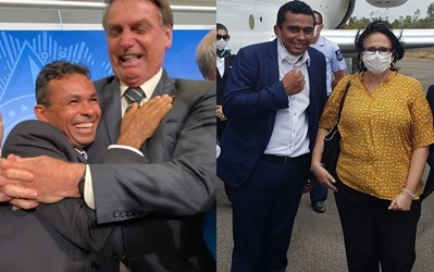 Candidatos a vereadores em Boa Vista angariam apoio de presidente e ministra