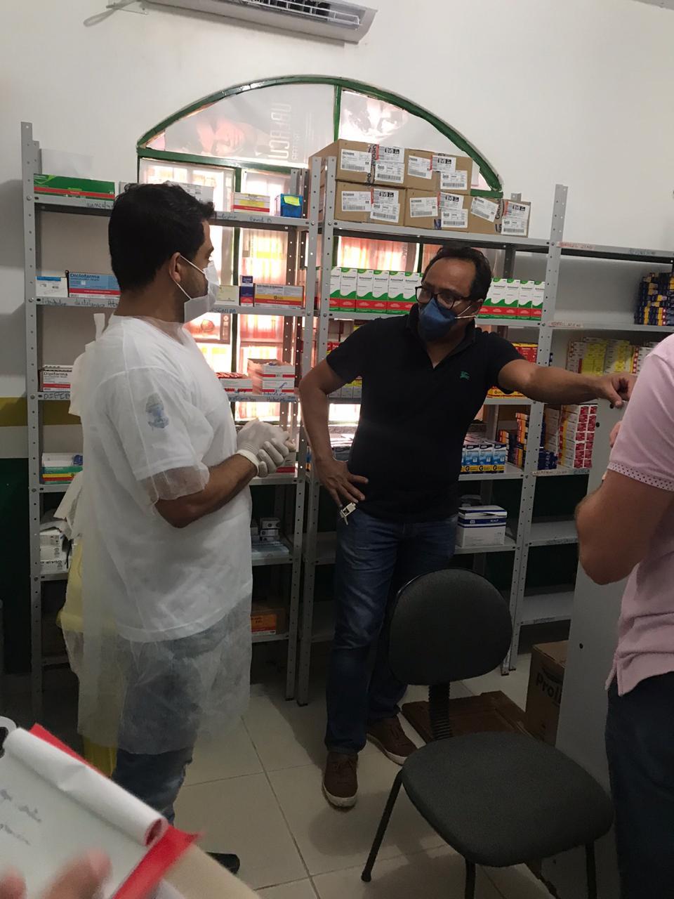 You are currently viewing COMBATE À COVID-19 <br/> Procedimentos do MPC auxiliaram municípios de RR na pandemia