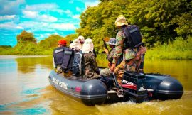 OPERAÇÃO ÁBDITO: PF investiga garimpeiros suspeitos de assassinar indígenas na Terra Yanomami