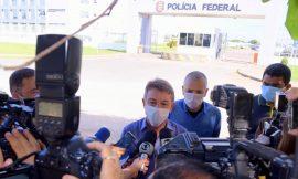 CASO ROMANO DOS ANJOS: Governador pede que PF investigue suposto sequestro