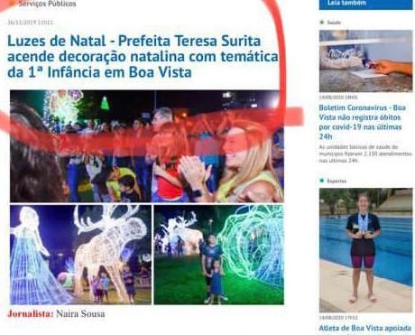 NATAL 2020 Gastos da Prefeitura com programação natalina podem ultrapassar R$ 2 milhões
