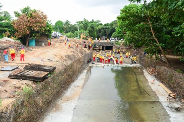 MACRODRENAGEM Sócia de empresa contratada pela Prefeitura tem bens bloqueados pela Justiça do Amazonas