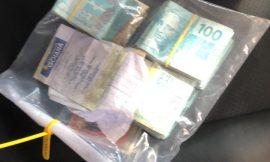 PF pega compra de votos, boca de urna com drones e apreende R$ 130 mil em dinheiro