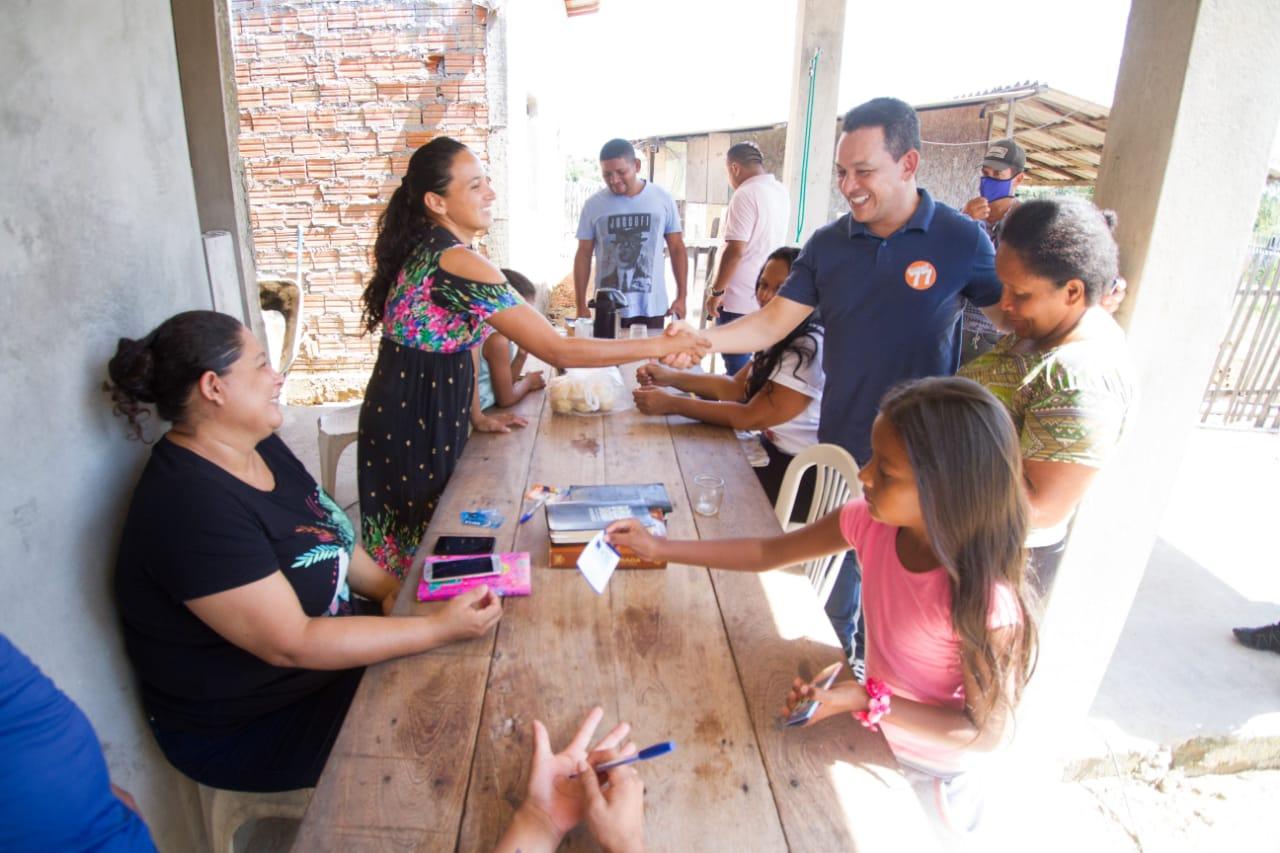 You are currently viewing Ottaci e Lenir encerram campanha com visita a bairros da zona Oeste de Boa Vista
