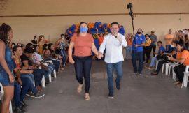 Ottaci e Lenir participam de reuniões nas comunidades indígenas e anunciam projeto ao setor rural
