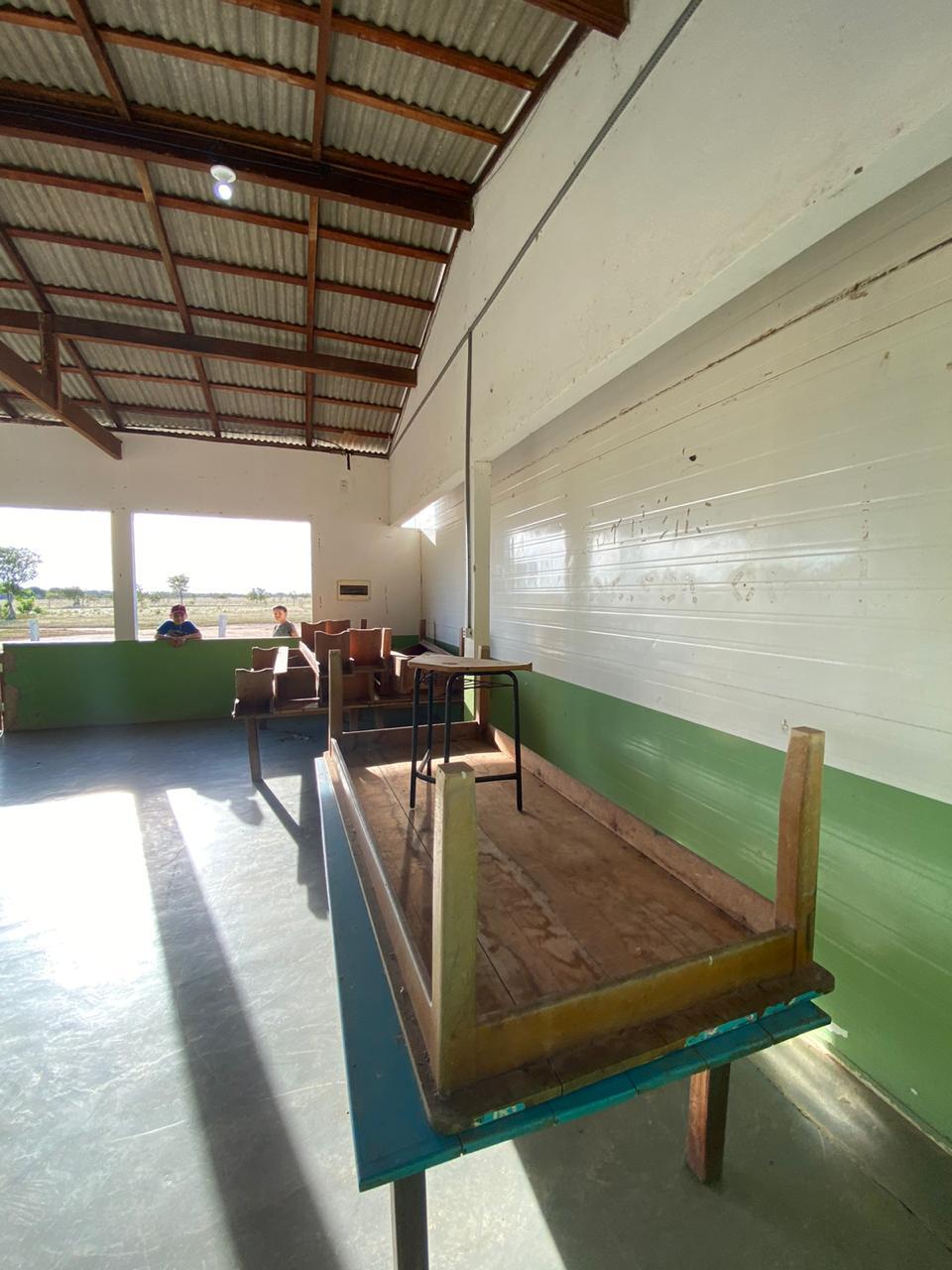Prefeitura gasta mais de R$ 6,3 milhões para manter escolas fechadas em Boa Vista