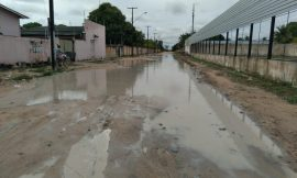 Chuva castiga bairros de Boa Vista e expõe drenagem ineficiente