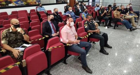 Eleições 2020 em RR contarão com cerca de 1,2 mil policiais e agentes para garantir a segurança