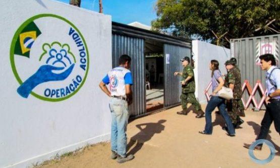 Militares querem deixar operação que acolhe venezuelanos